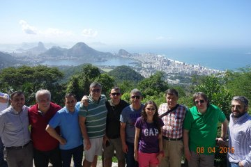 PAŞABAHÇE - Rio Seyahati
