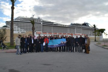 ANADOLU CAM - Akdeniz Cruise