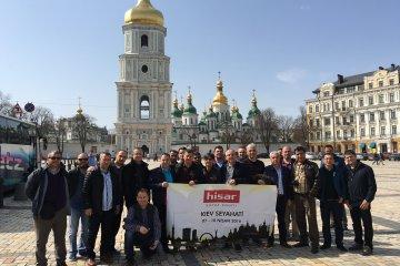 HİSAR - Kiev Seyahati 2016