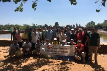 PAŞABAHÇE - KAMBOÇYA/SİNGAPUR Seyahati
